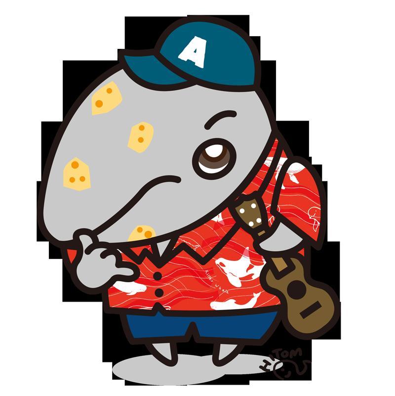 whale artist あらたひとむ プロフィール画像