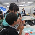 海の環境学習教室