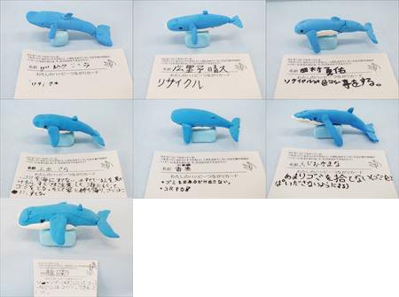 8月24日生まれのクジラたち