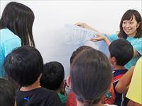 「海の環境学習教室」@エコプラザ西東京 2日目 その1