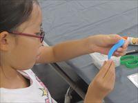 「海の環境学習教室」@エコプラザ西東京 2日目 その2