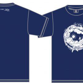 オーガニックコットンTシャツ「 ミズノツナガリ」