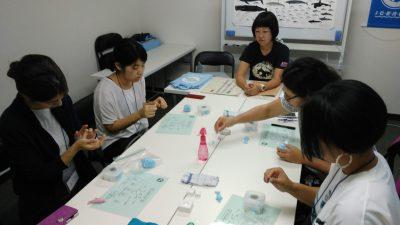 関西ボランティア研修を行いました
