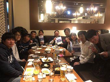 東京大学EMPOWER Projectとアイサーチボランティアの交流会