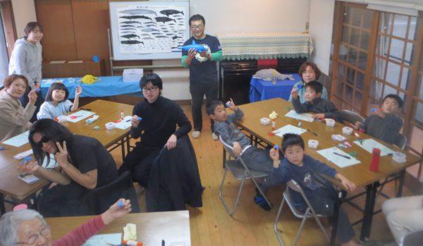 【レポート】イルカ&オルカ 渚のクラフトワークショップin逗子 ~みんなのイルクジ時間~