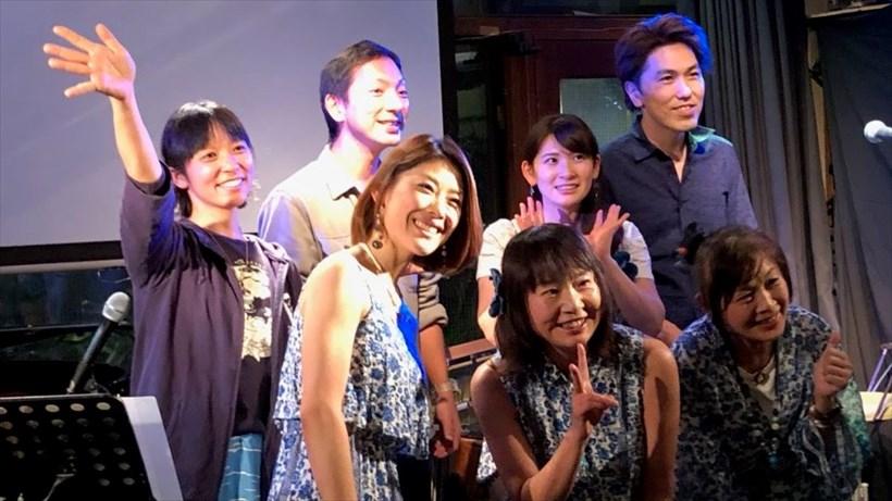 【レポート】ミュージック&トークライブ 〜海は命の宝物〜
